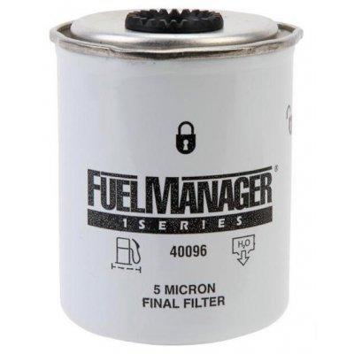Parker Fuel Manager 40096 vložka filtru, (12 ks)