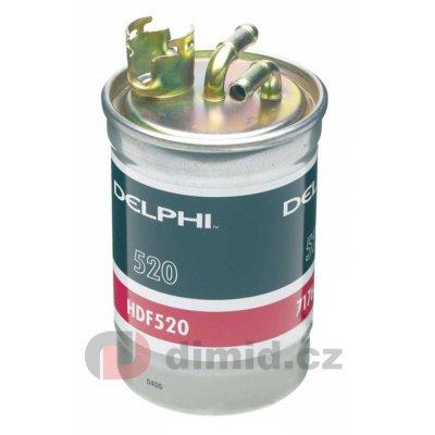 Delphi HDF520 filtr nafty