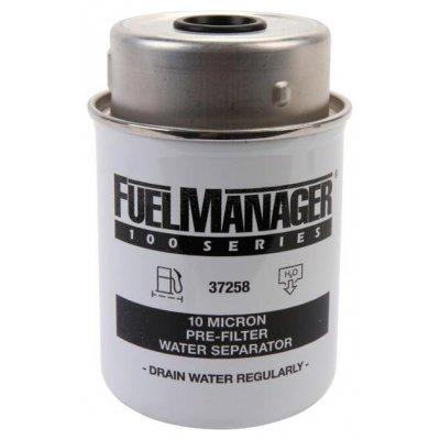 Parker Fuel Manager 37258 vložka filtru, 10M, (12 ks)