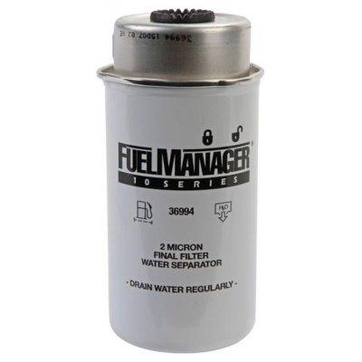 Parker Fuel Manager 36994 vložka filtru, 2M, (12 ks)