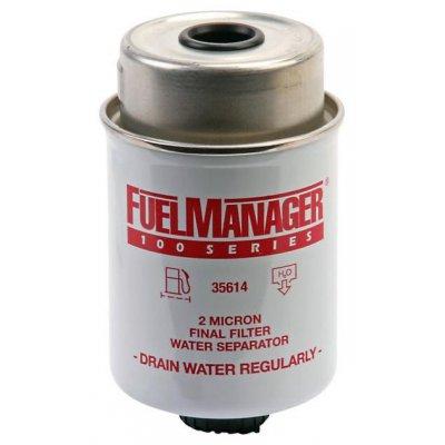 Parker Fuel Manager 35614 vložka filtru, 2M, (12 ks)