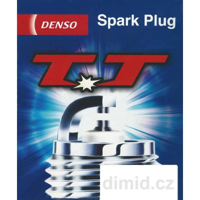 Denso XUH22TT zapalovací svíčka Twin Tip (TT)