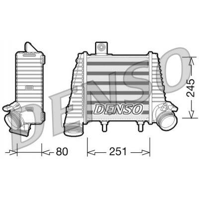 Denso DIT02016 chladič