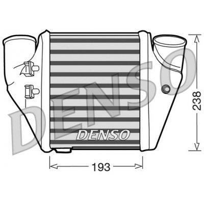 Denso DIT02006 chladič