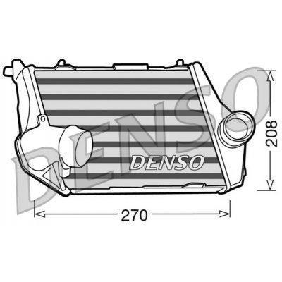 Denso DIT02013 chladič
