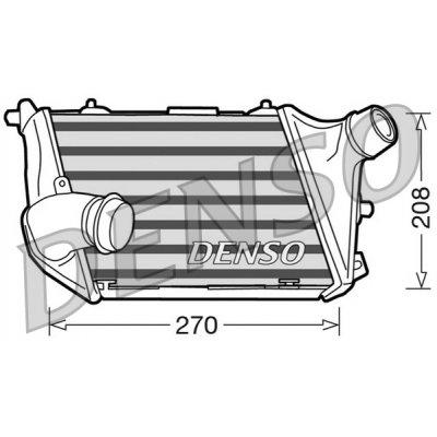 Denso DIT02015 chladič
