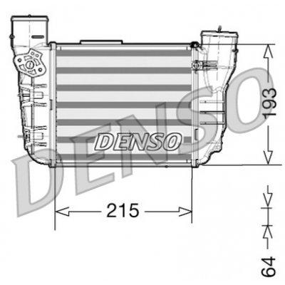Denso DIT02020 chladič