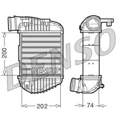 Denso DIT02023 chladič