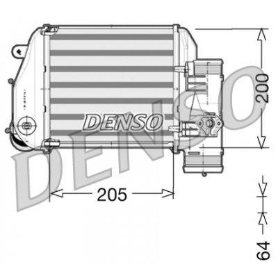 Denso DIT02024 chladič