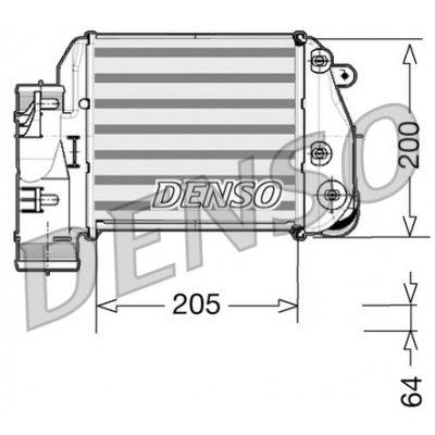 Denso DIT02025 chladič