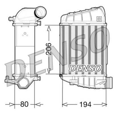 Denso DIT02028 chladič