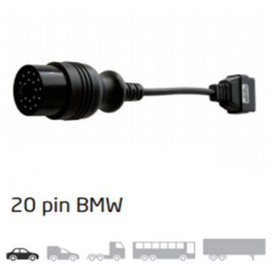 Delphi SV10210 kabel 20-pin BMW