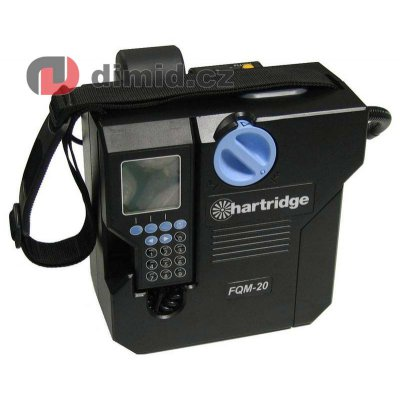 Hartridge FQM-20 analyzátor čistoty nafty a hydraulických olejů