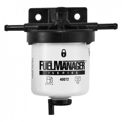 Parker Fuel Manager 40074 sestava finálního filtru FM1, 5µm