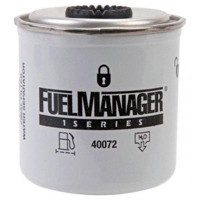Parker Fuel Manager 40072 vložka filtru, (12 ks)