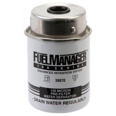 Parker Fuel Manager 39870 vložka filtru, 150M