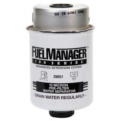 Parker Fuel Manager 39851 vložka filtru, 5M, (12 ks)