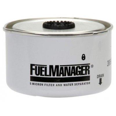 Parker Fuel Manager 39595 vložka filtru, 5M, (8 ks)