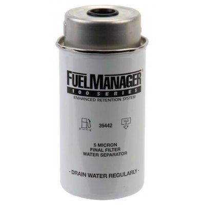 Parker Fuel Manager 39442 vložka filtru, 5M, (12 ks)