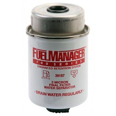 Parker Fuel Manager 39187 vložka filtru, 2M, (12 ks)