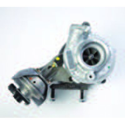 Delphi HRX108 repasované turbodmychadlo 756047-0005