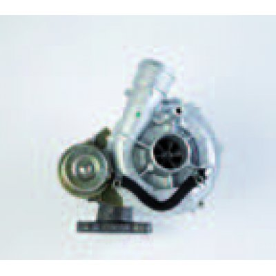 Delphi HRX105 repasované turbodmychadlo 706977-0003