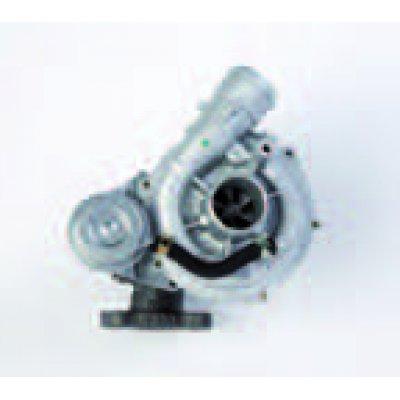 Delphi HRX104 repasované turbodmychadlo 706976-0002