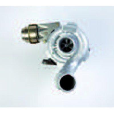 Delphi HRX101 repasované turbodmychadlo 708639-0010