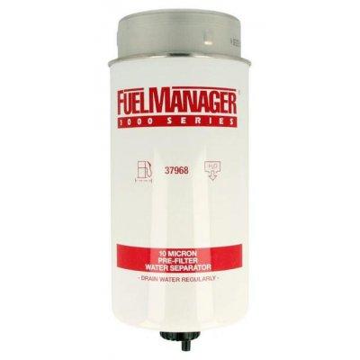 Parker Fuel Manager 37968 vložka filtru, 10M, (6 ks)