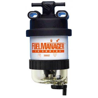 Parker Fuel Manager 37865 sestava finálního filtru, separátor vody FM10, 5µm