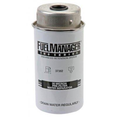 Parker Fuel Manager 37302 vložka filtru, 30M, (12 ks)