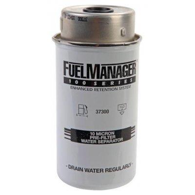 Parker Fuel Manager 37300 vložka filtru, 10M, (12 ks)