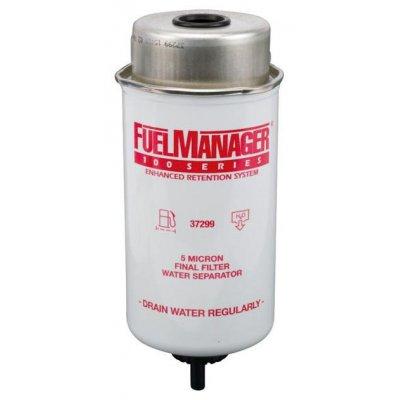Parker Fuel Manager 37299 vložka filtru, 5M, (12 ks)