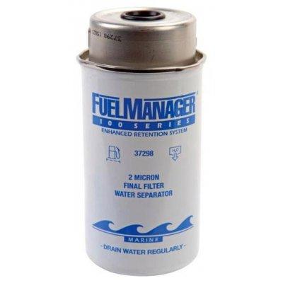 Parker Fuel Manager 37298 vložka filtru, 2M, (12 ks)