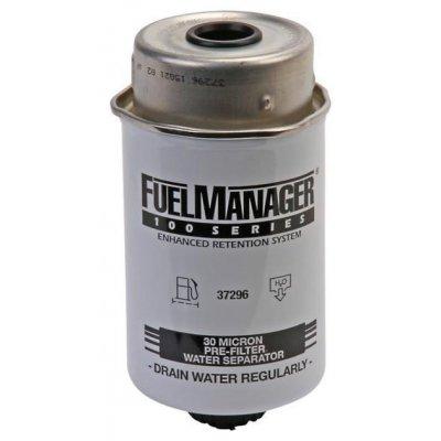 Parker Fuel Manager 37296 vložka filtru, 30M, (12 ks)