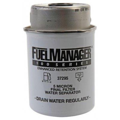 Parker Fuel Manager 37295 vložka filtru, 5M, (12 ks)
