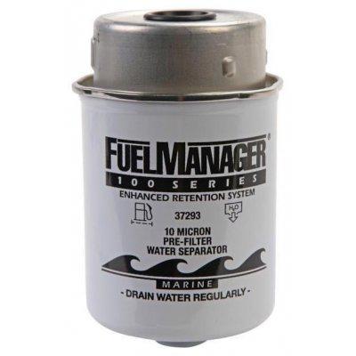 Parker Fuel Manager 37293 vložka filtru, 10M, (12 ks)