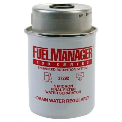 Parker Fuel Manager 37292 vložka filtru, 5M, (12 ks)