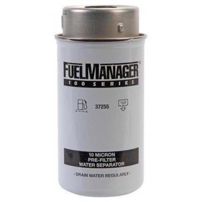 Parker Fuel Manager 37255 vložka filtru, 10M, (12 ks)