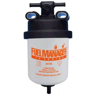 Parker Fuel Manager 36996 sestava finálního filtru FM10, 5µm