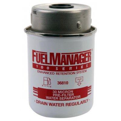 Parker Fuel Manager 36810 vložka filtru, 30M, (12 ks)