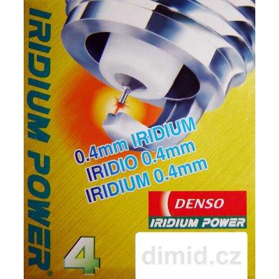 Denso IKH27 zapalovací svíčka Iridium Power