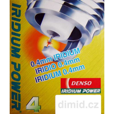 Denso IK27C11 zapalovací svíčka Iridium Power