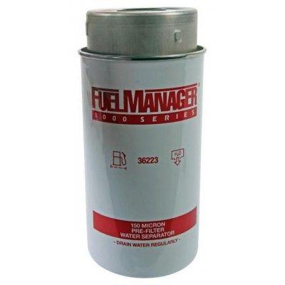 Parker Fuel Manager 36223 vložka filtru, 150M, (6 ks)