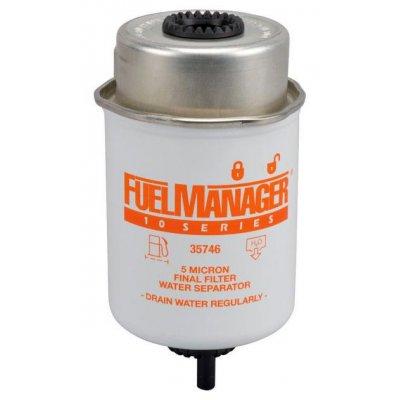 Parker Fuel Manager 35746 vložka filtru, 5M, (12 ks)