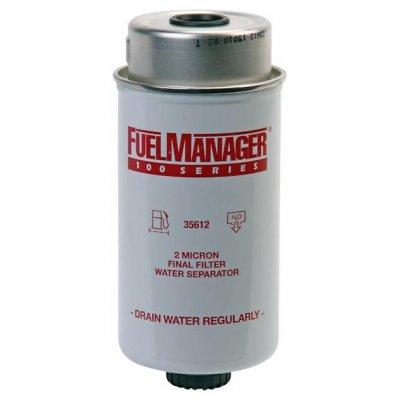 Parker Fuel Manager 35612 vložka filtru, 2M, (12 ks)