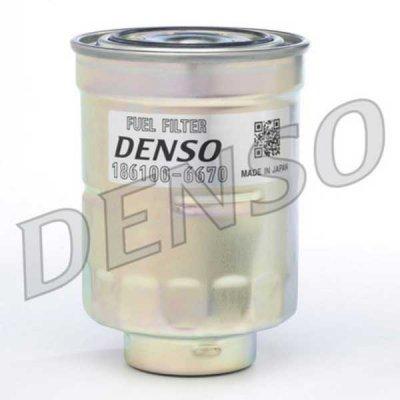 Denso DDFF16670 Diesel Fuel Filter 186100-6670