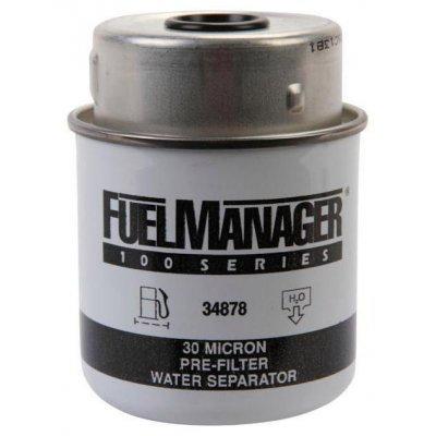 Parker Fuel Manager 34878 vložka filtru, 30M, (12 ks)