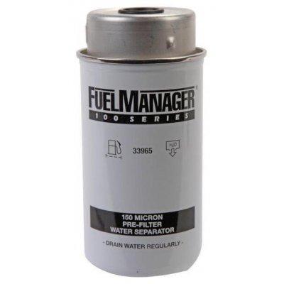 Parker Fuel Manager 33965 vložka filtru, 150M, (12 ks)