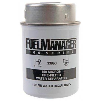 Parker Fuel Manager 33963 vložka filtru, 150M